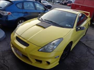 2003 Toyota Celica for sale in Wilkes-Barre, PA