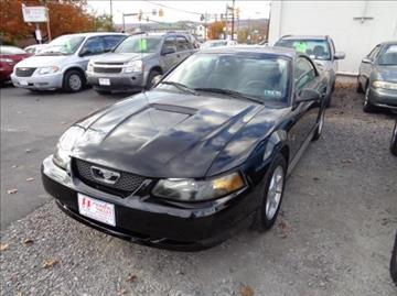2002 Ford Mustang for sale in Wilkes-Barre, PA