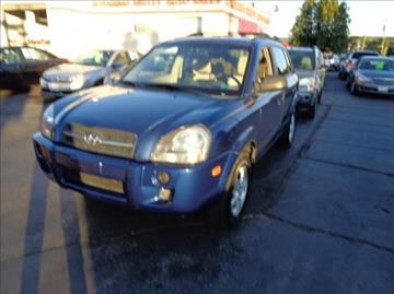 2006 Hyundai Tucson for sale in Wilkes-Barre, PA