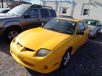 2002 Pontiac Sunfire for sale in Wilkes-Barre, PA