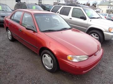 2001 Chevrolet Prizm for sale in Wilkes-Barre, PA