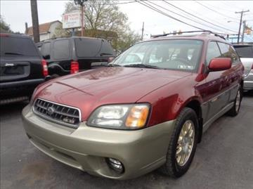 2003 Subaru Outback for sale in Wilkes-Barre, PA