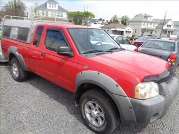 2001 Nissan Frontier for sale in Wilkes-Barre, PA