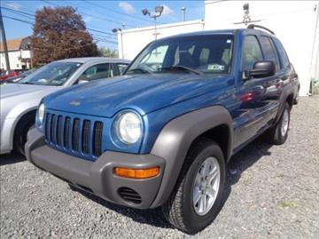2004 Jeep Liberty for sale in Wilkes-Barre, PA