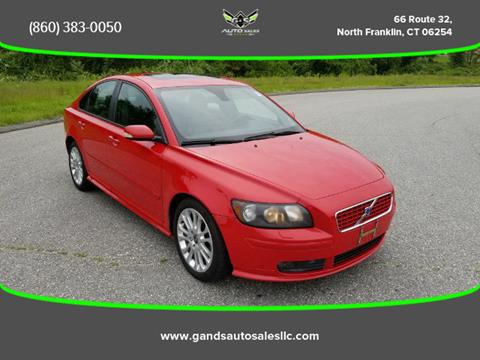 2004 Volvo S40 for sale in North Franklin CT