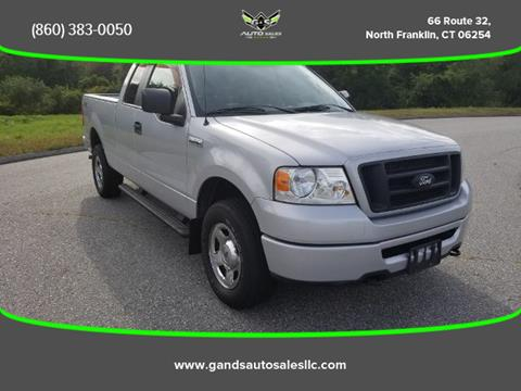 2007 Ford F-150 for sale in North Franklin, CT