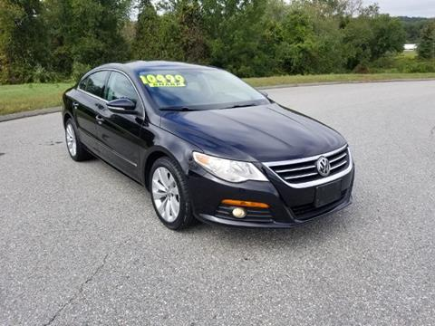 2010 Volkswagen CC for sale in North Franklin CT