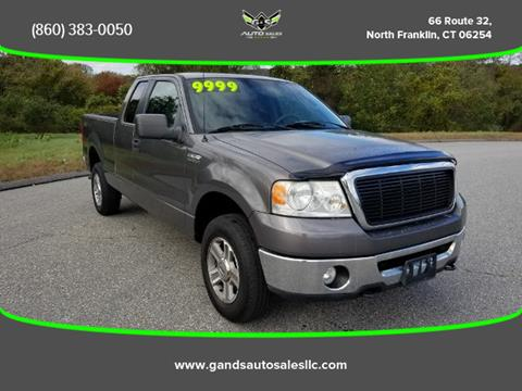 2006 Ford F-150 for sale in North Franklin, CT