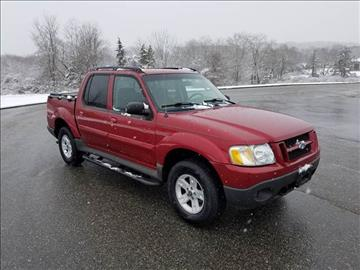 2005 Ford Explorer Sport Trac for sale in North Franklin, CT