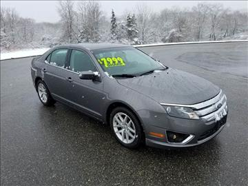 2010 Ford Fusion for sale in North Franklin, CT
