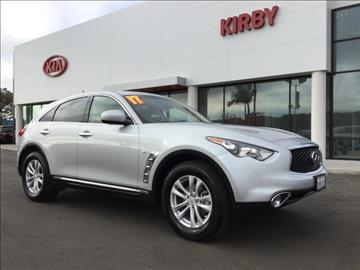 2017 Infiniti QX70 for sale in Ventura, CA