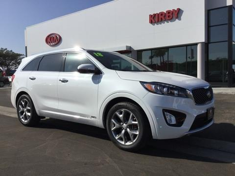 2018 Kia Sorento for sale in Ventura, CA