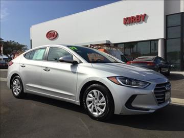 2017 Hyundai Elantra for sale in Ventura, CA