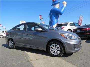 2015 Hyundai Accent for sale in Ventura, CA