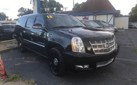 2013 Cadillac Escalade ESV for sale in Richmond, VA