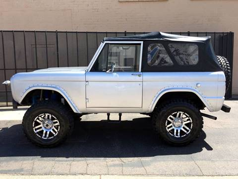 1969 Ford Bronco for sale at AZ Classic Rides in Scottsdale AZ