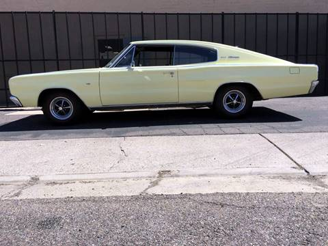 1966 Dodge Charger for sale at AZ Classic Rides in Scottsdale AZ