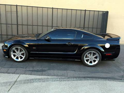 2007 Ford Mustang for sale at AZ Classic Rides in Scottsdale AZ
