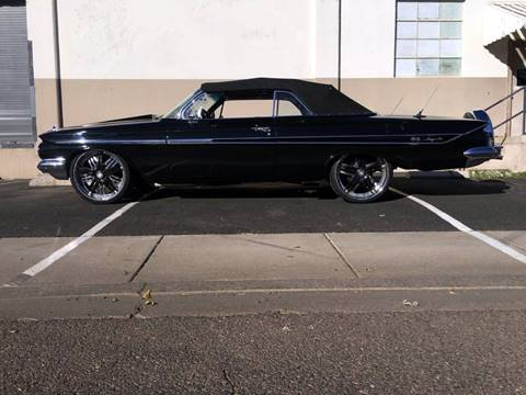 61 Impala For Sale >> 1961 Chevrolet Impala For Sale In Scottsdale Az