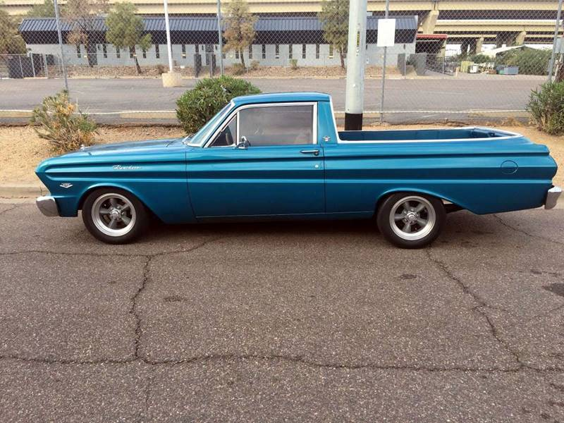 1964 Ford Ranchero for sale at AZ Classic Rides in Scottsdale AZ