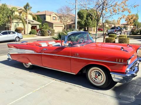 1957 Chevrolet Bel Air for sale at AZ Classic Rides in Scottsdale AZ