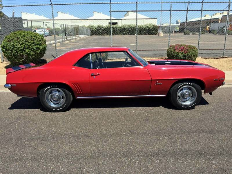 1969 Chevrolet Camaro for sale at AZ Classic Rides in Scottsdale AZ