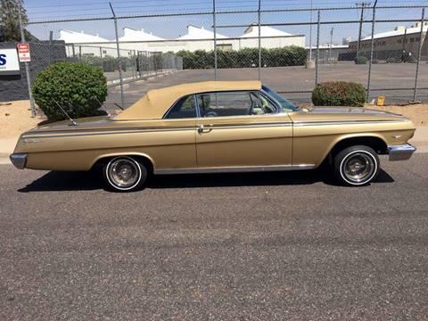 1962 Chevrolet Impala for sale in Scottsdale, AZ