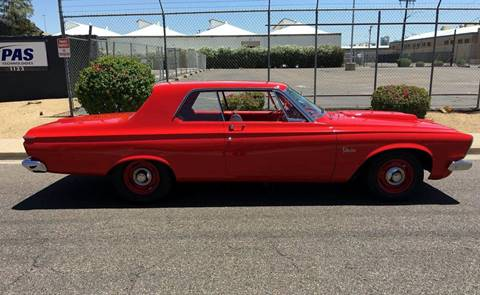 1963 Plymouth Belvedere for sale at AZ Classic Rides in Scottsdale AZ