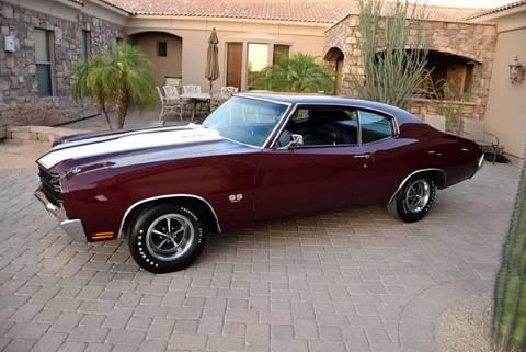 1970 Chevrolet Chevelle for sale at AZ Classic Rides in Scottsdale AZ