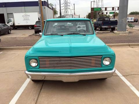 1969 Chevrolet C/K 10 Series for sale at AZ Classic Rides in Scottsdale AZ
