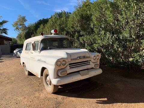 1958 Chevrolet Apache for sale at AZ Classic Rides in Scottsdale AZ