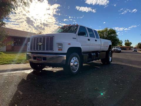 1996 GMC C5500 for sale at AZ Classic Rides in Scottsdale AZ