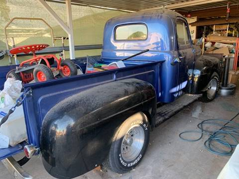 1950 Ford F-100 for sale in Scottsdale, AZ