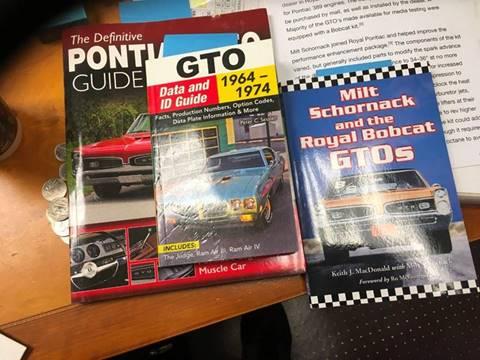 1966 Pontiac Gto Bobcat In Phoenix AZ - AZ Classic Rides