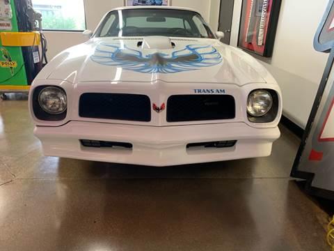 1976 Pontiac Trans Am for sale at AZ Classic Rides in Scottsdale AZ