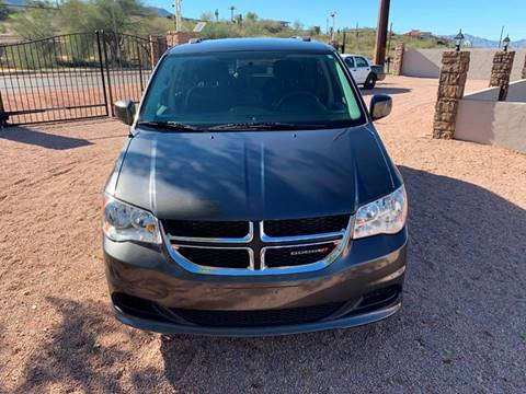 2016 Dodge Grand Caravan for sale at AZ Classic Rides in Scottsdale AZ