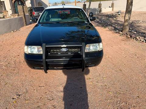 2011 Ford Crown Victoria for sale at AZ Classic Rides in Scottsdale AZ