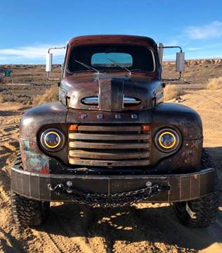1949 Ford F-100 for sale at AZ Classic Rides in Scottsdale AZ