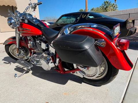 2005 Harley-Davidson FLSTFSE Custom Bagger for sale at AZ Classic Rides in Scottsdale AZ