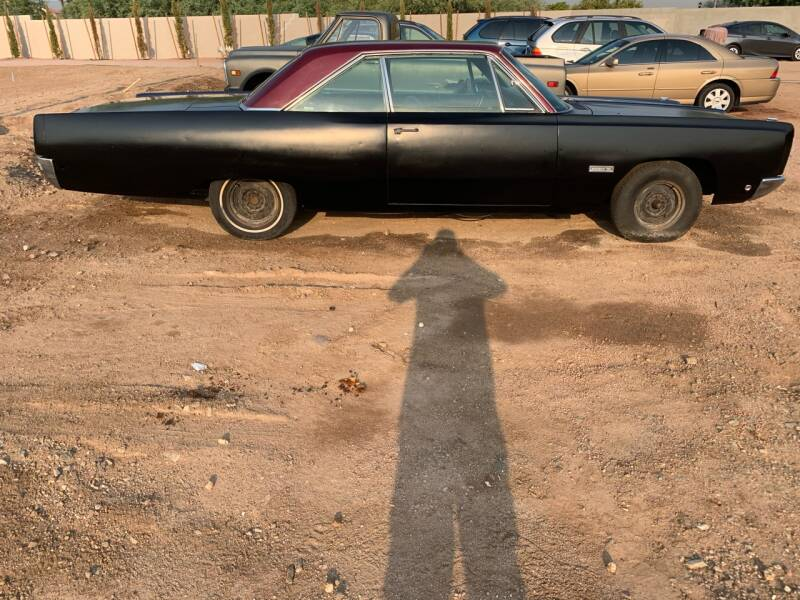 1968 Plymouth Fury for sale at AZ Classic Rides in Scottsdale AZ