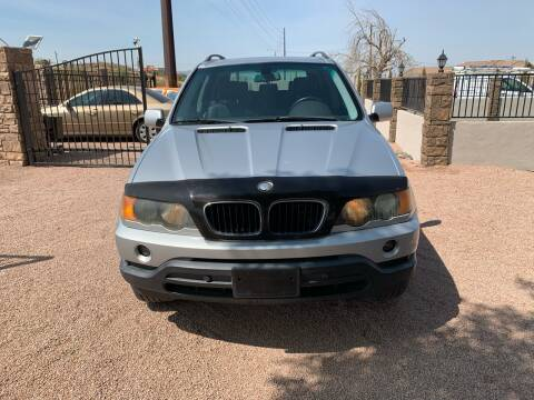 2002 BMW X5 for sale at AZ Classic Rides in Scottsdale AZ