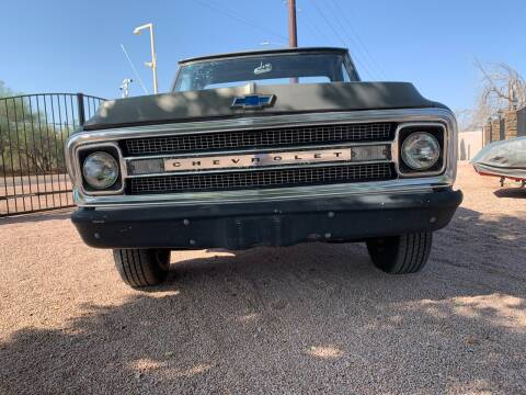 1969 Chevrolet C/K 1500 Series for sale at AZ Classic Rides in Scottsdale AZ