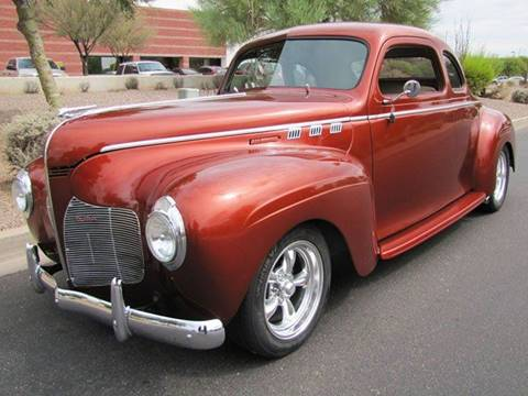 1940 Desoto Business Coupe