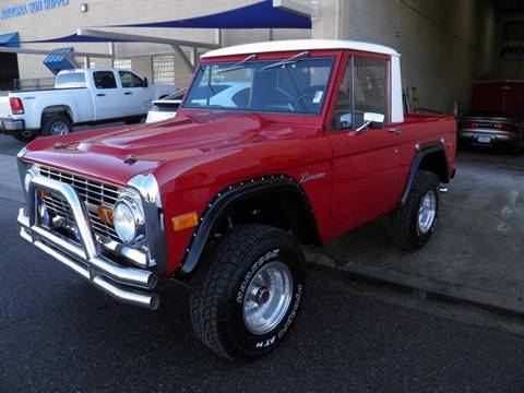 1973 Ford Bronco For Sale In Phoenix AZ