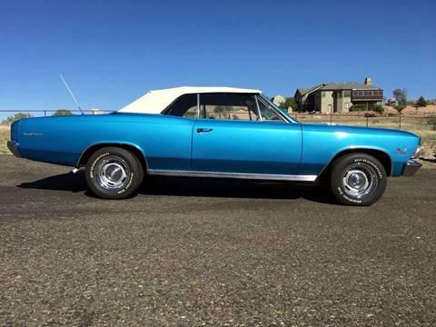 1966 Chevrolet Chevelle for sale in Phoenix, AZ
