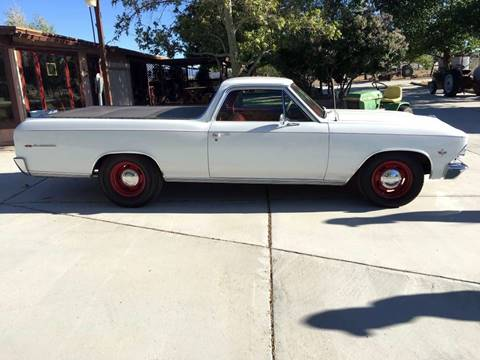 1966 Chevrolet El Camino for sale at AZ Classic Rides in Scottsdale AZ