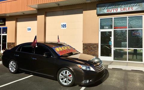 2012 Toyota Avalon for sale in Tacoma WA