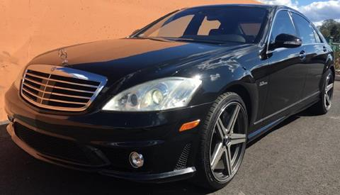 2008 Mercedes-Benz S-Class for sale in Tacoma, WA