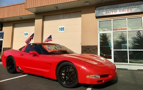 2003 Chevrolet Corvette for sale in Tacoma WA