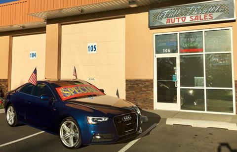 2013 Audi A5 for sale in Tacoma WA